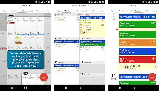Aplikasi Kalender CalenGO