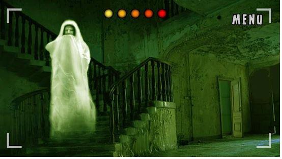 Camera Ghost Radar