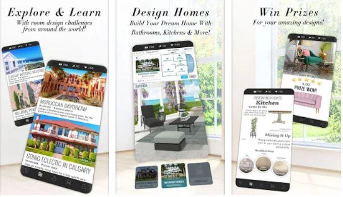 Aplikasi Desain Rumah Design Home