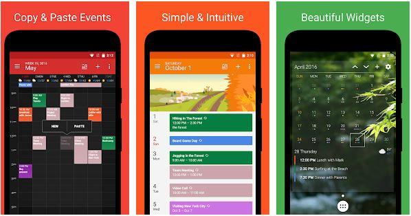 DigiCal Calendar aplikasi kalender