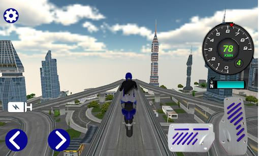 Extream Motor Bike 3D