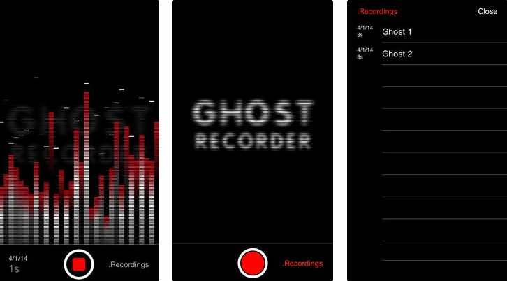 Ghost Recorder by Bis Boots Inc