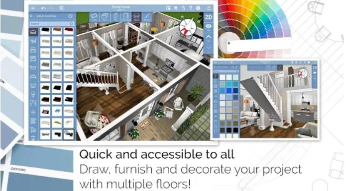 Home Design 3D – FREEMIUM