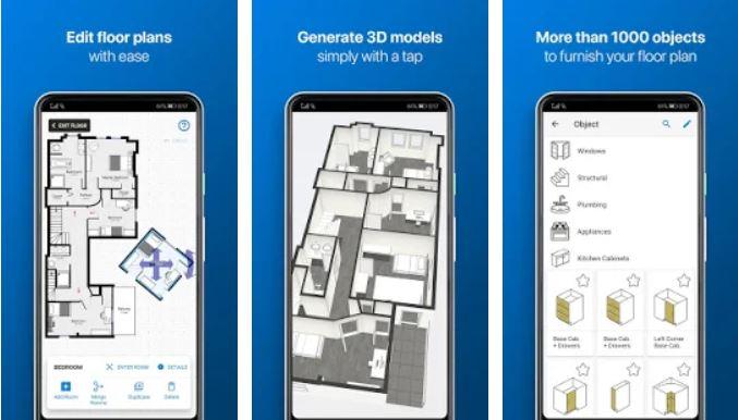 Aplikasi Desain Rumah Magicplan
