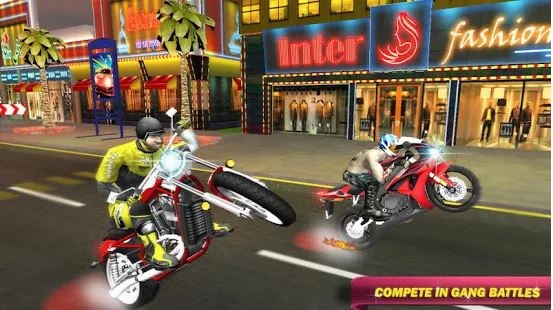 Project Bikes Go Top Mobile Racing Rivals
