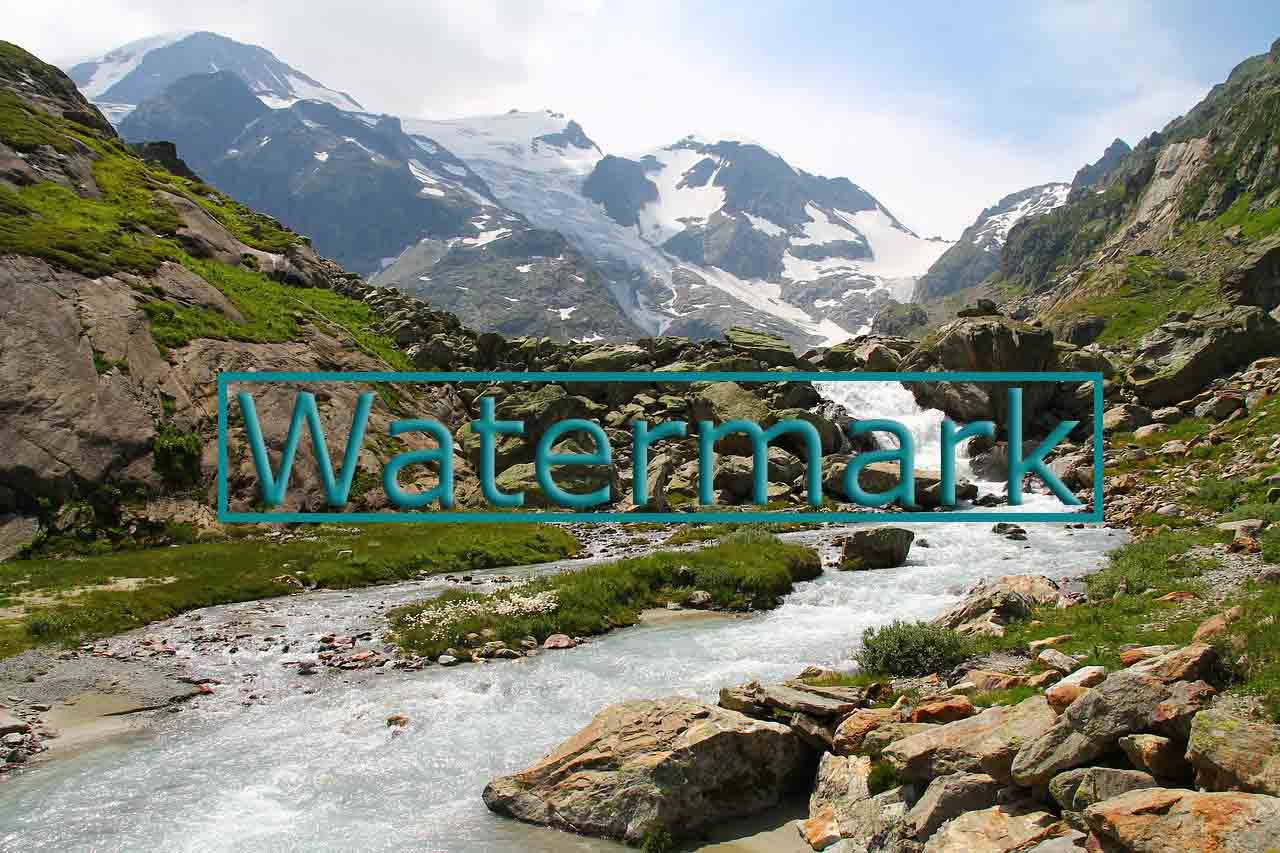Watermark Foto
