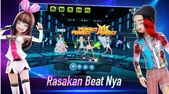 Avatar Musik Indo – Social Dancing Game