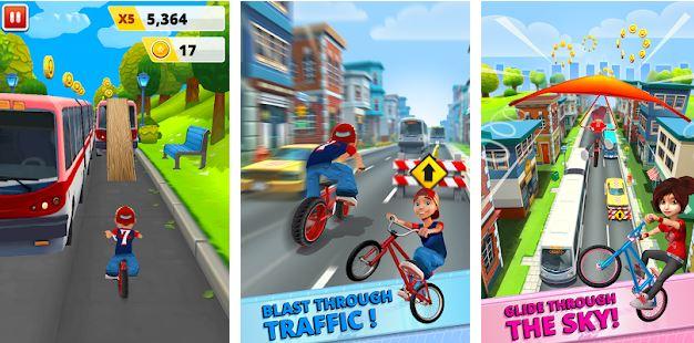 Bike Race – Bike Blast Rush
