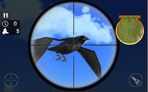 Bird Hunting Challenge Sniper Shooting