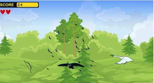 Game Berburu Bird Hunting