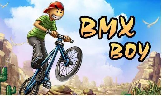 Game Sepeda Bmx Boy