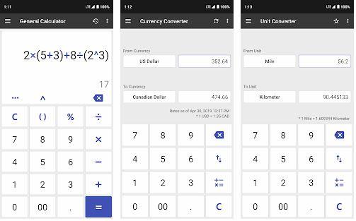 ClevCalc – Kalkulator