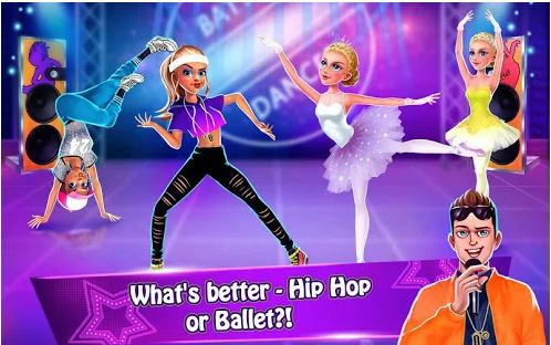 Dance War – Ballet vs Hip Hop