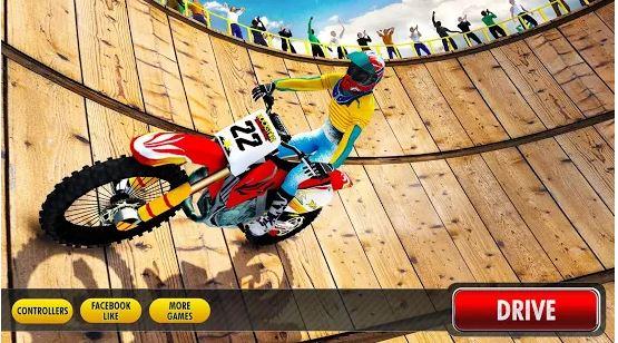 Game Sepeda Death Bike