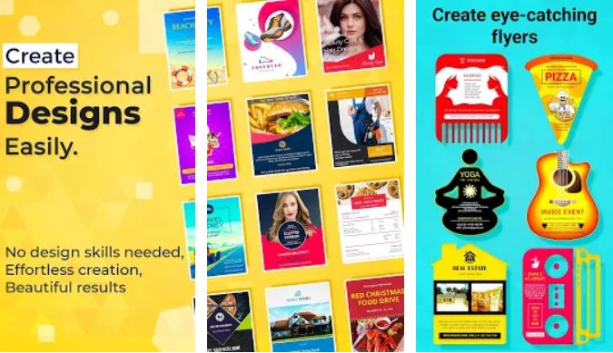 Flyer – Poster Maker, Graphic Design