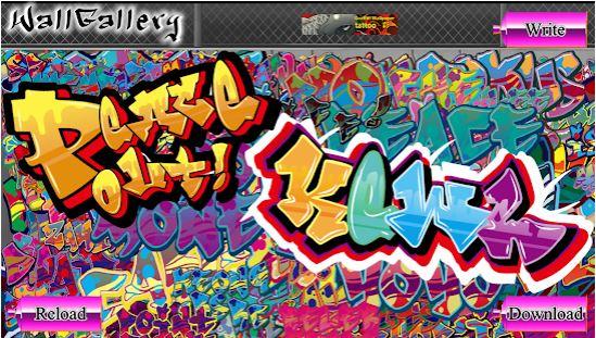 Aplikasi Graffiti Maker