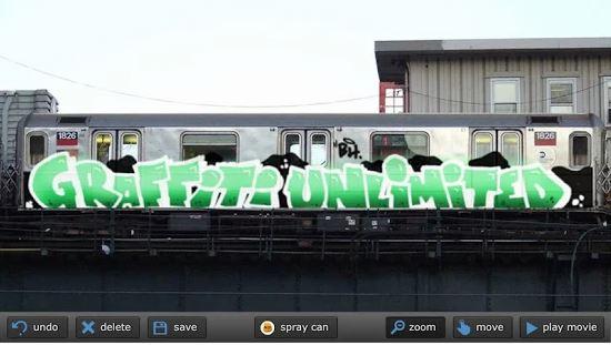 Aplikasi Graffiti Graffiti Unlimited