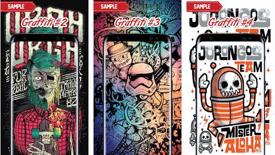 Aplikasi Graffiti Graffiti Wallpapers