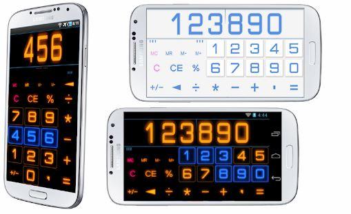 Kalkulator Lengkap Terbaik