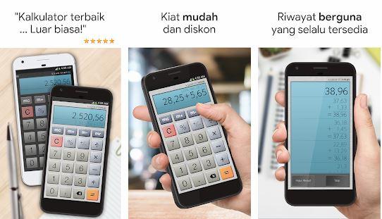Kalkulator Plus Gratis
