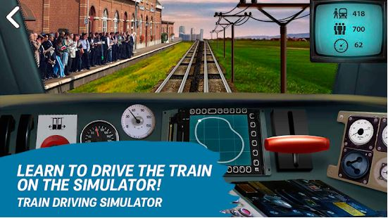 Kereta Mengemudi Simulasi