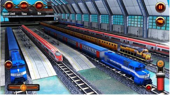 Kereta Racing Games 3D 2X
