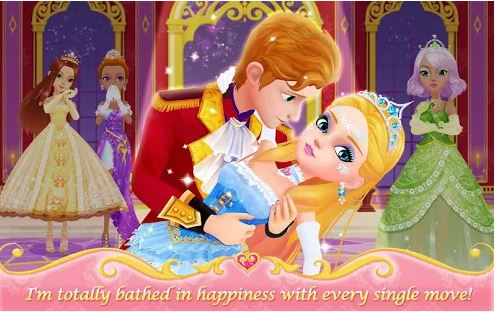 Princess Dancing Party
