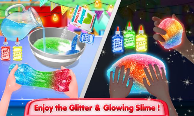 Smash DIY Slime - Fidget Slimy