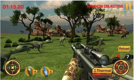 Game Berburu Wild Hunter 3D