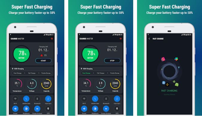 Fast Charging - Super Fast Charge