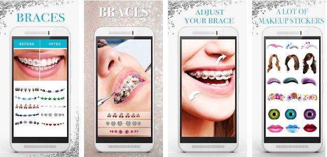 Braces Photo Editor- Beauty Editor