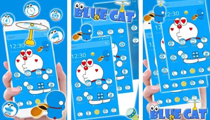 10 Aplikasi Tema Doraemon Yang Sangat Lucu Laci Usang