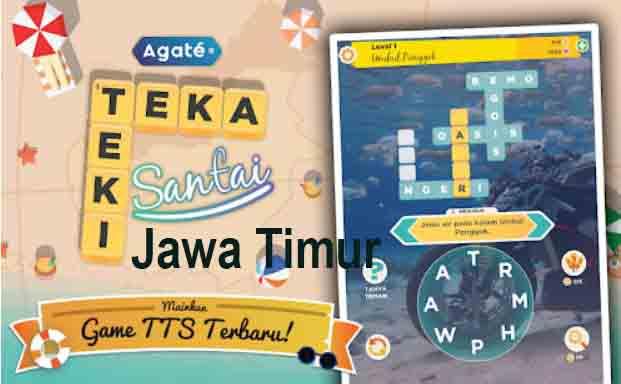 Kunci Jawaban Teka Teki Santai Jawa Timur