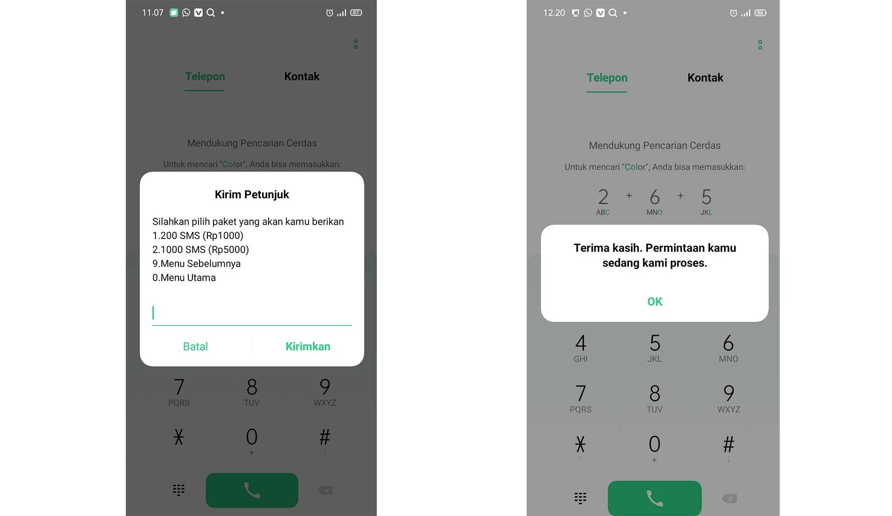 Cara Kirim SMS Gift Telkomsel