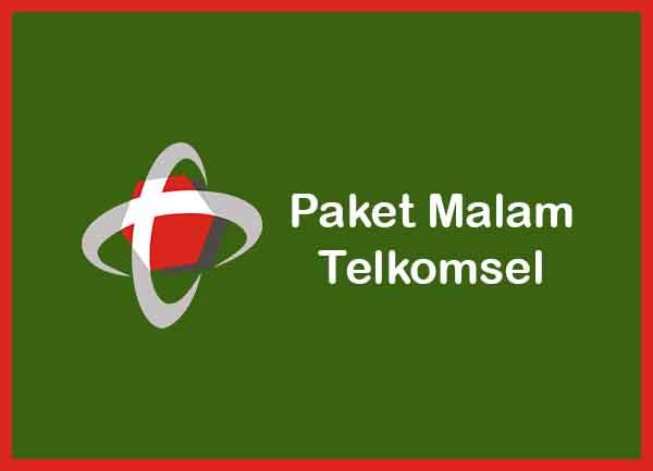 Paket Malam Telkomsel