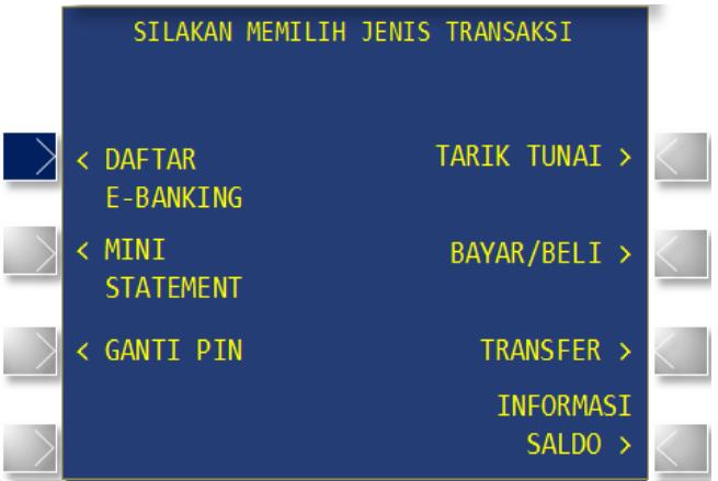 cara pendaftaran bjb sms