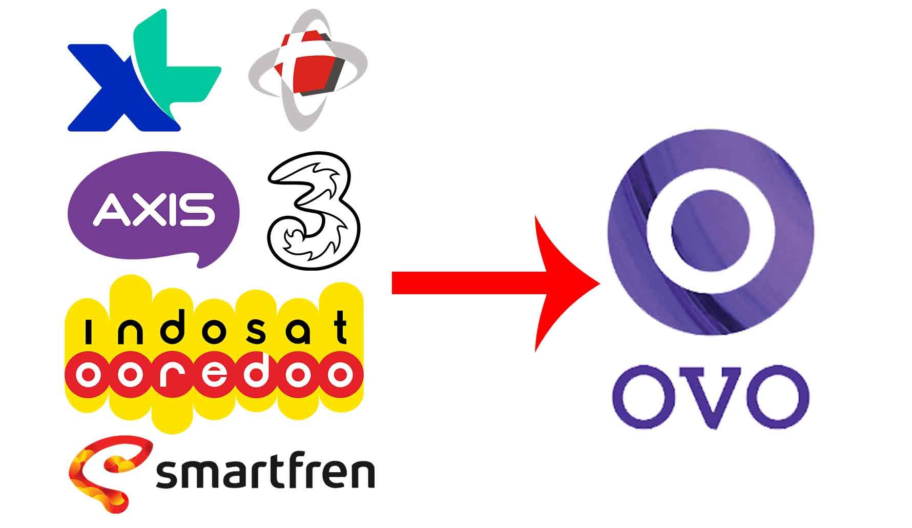 Cara Convert Pulsa ke OVO