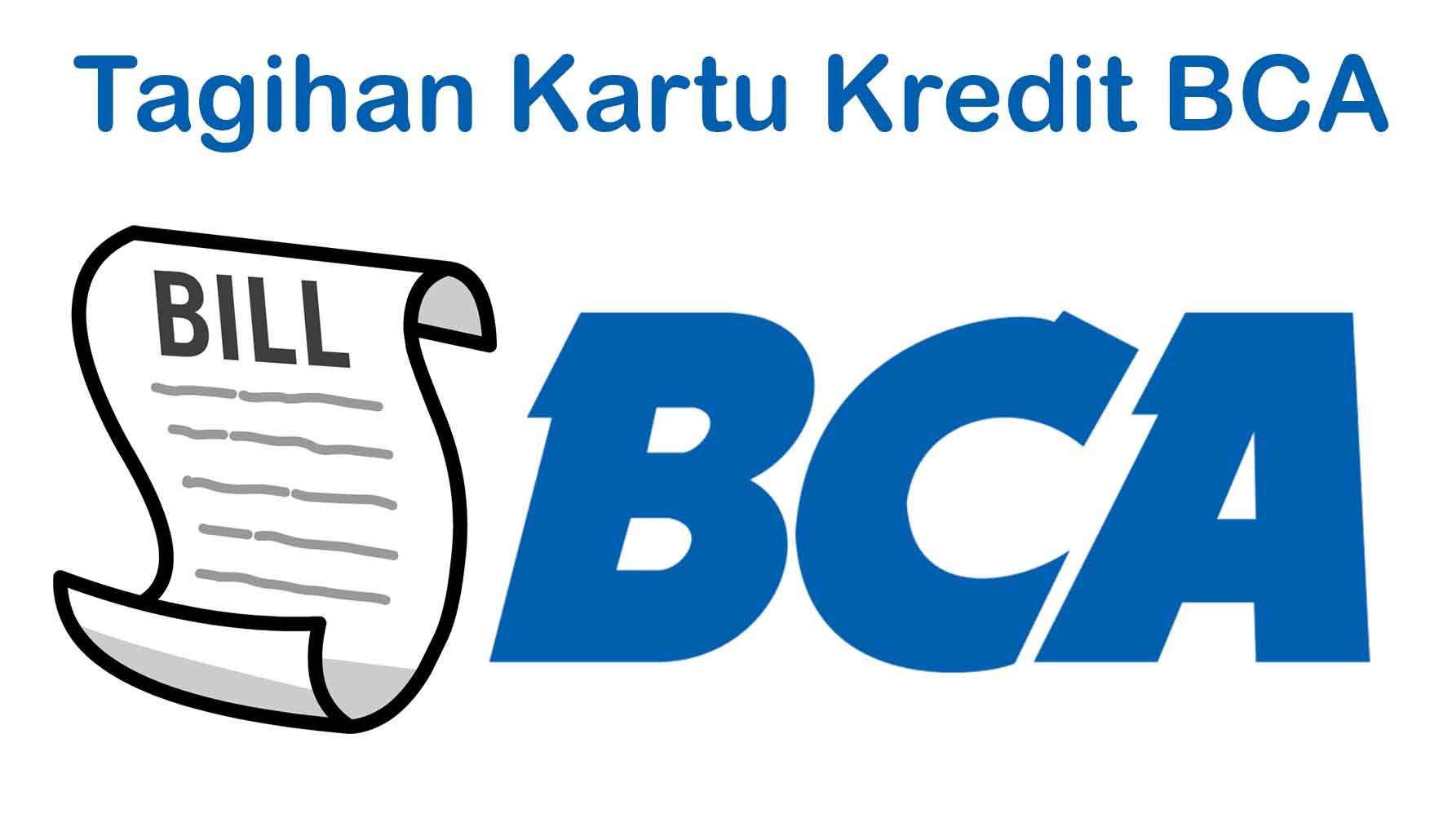 Cara Mengecek Tagihan Kartu Kredit BCA