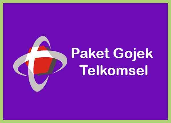 Paket Gojek Telkomsel