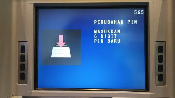 Cara Mengganti PIN ATM