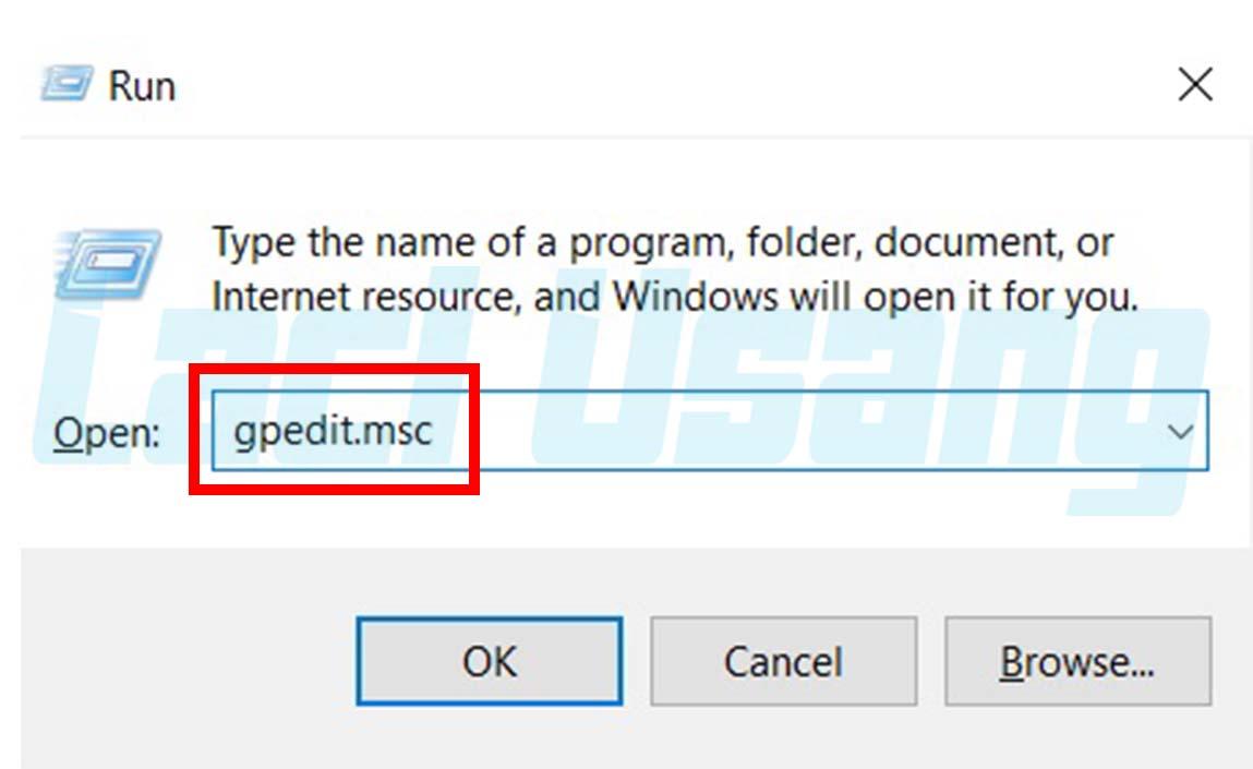 Cara Mengatasi Your Windows License Will Expire Soon dengan Edit Local Policy