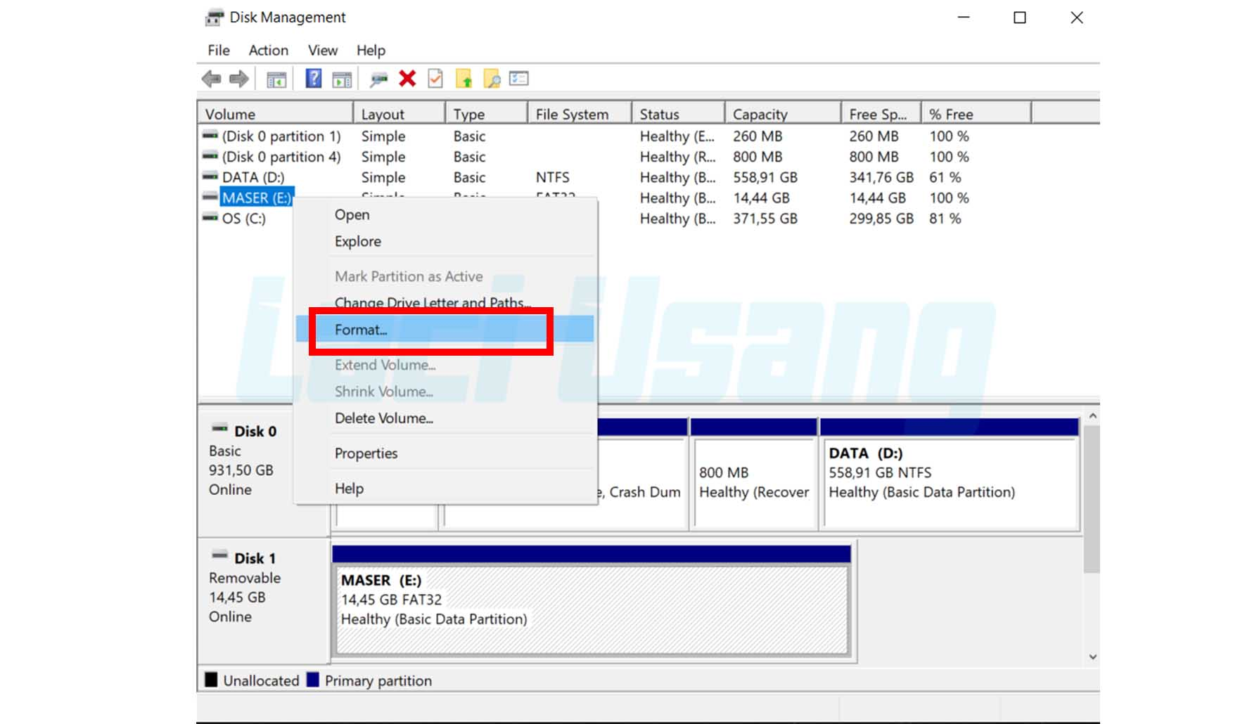 Cara Mengatasi Flashdisk yang Windows Was Unable To Complete The Format