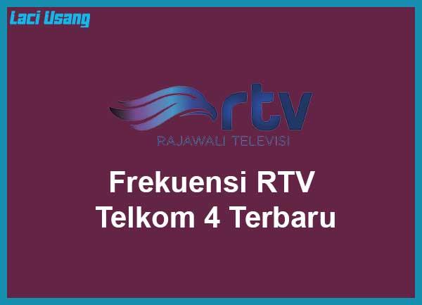 Frekuensi RTV Telkom 4 Terbaru