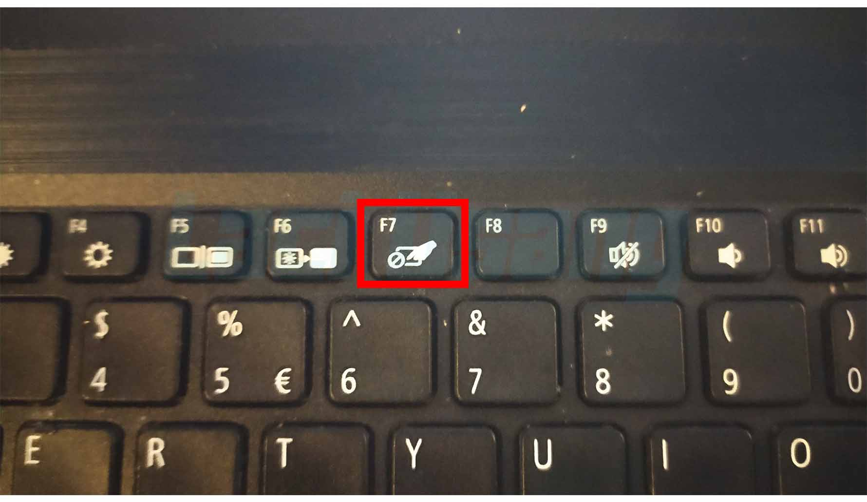 Cara Mengaktifkan Kembali Touchpad Laptop Acer