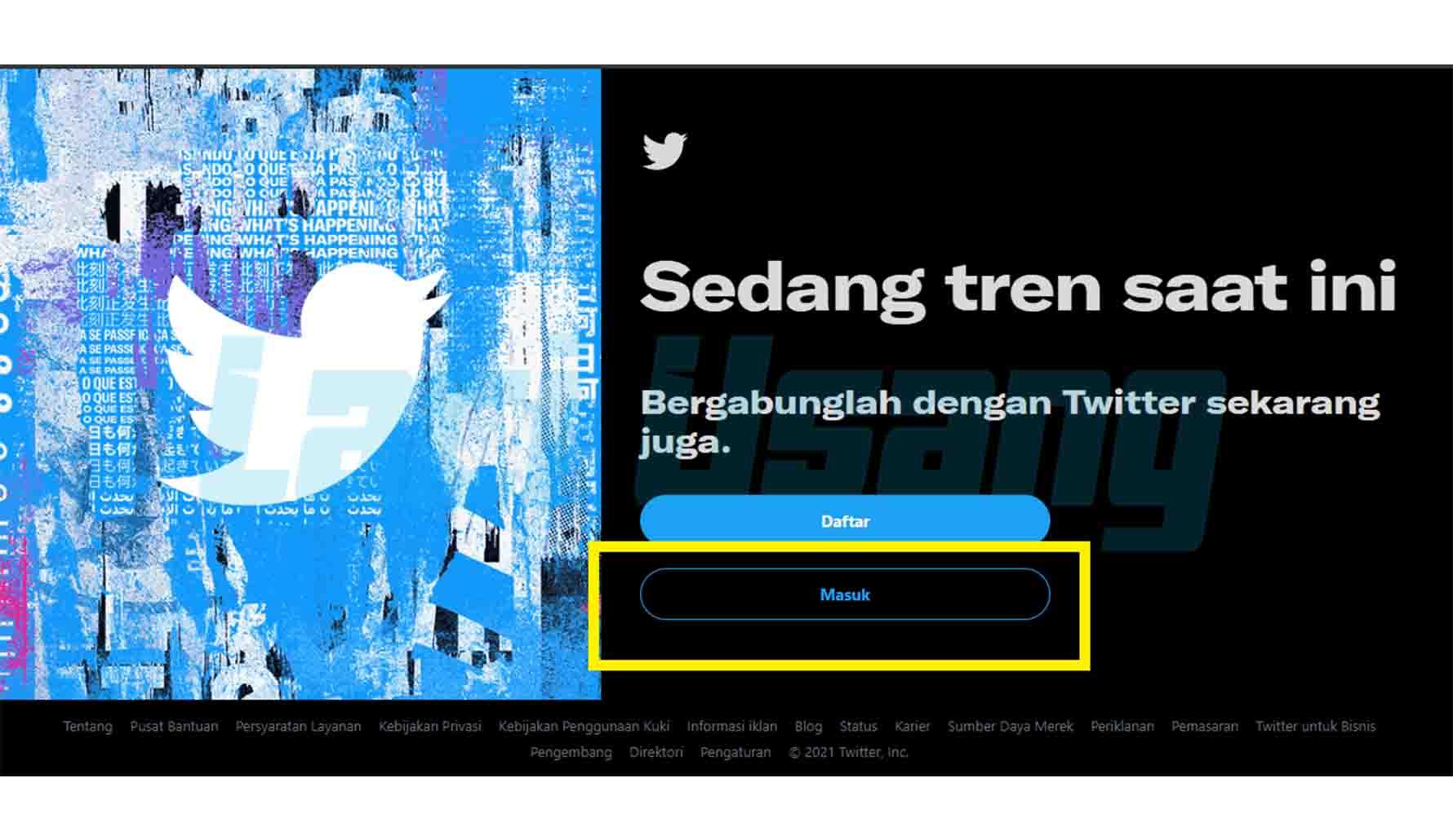 bagaimana cara menghapus akun twitter